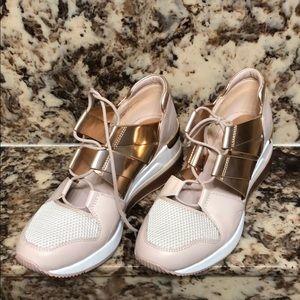MK women's sneakers size 8